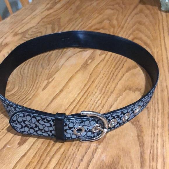 Coach Accessories - Coach belt